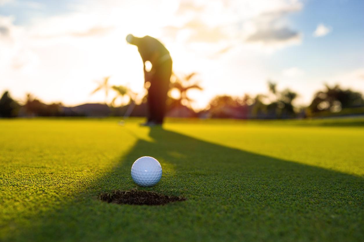 Börja spela golf